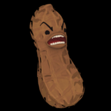 Salty Peanut topper icon