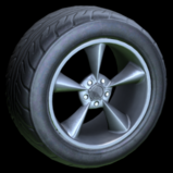 Stern wheel icon
