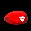 Ivy cap topper icon crimson