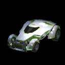 X-Devil body icon lime