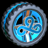 Bionic Cloud9 wheel icon