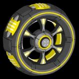 Medianic wheel icon