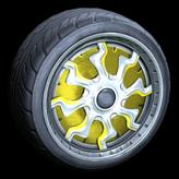 Spinner wheel icon