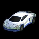 Endo body icon cobalt