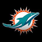 Miami Dolphins decal icon
