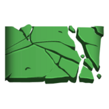 Shattered player banner icon