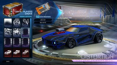 Crate - Player's Choice - Dominus GT Distortion