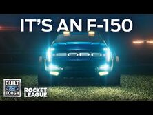 Rocket League® Ford F-150 RLE Commercial — It's An F-150