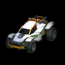 Twinzer body icon orange
