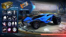 Crate - Nitro - Mantis