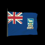 Falkland Islands antenna icon