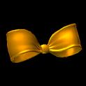 Little bow topper icon orange