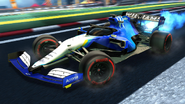 Williams 2021 decal image