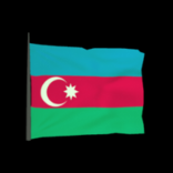 Azerbaijan antenna icon