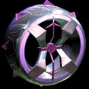Blender wheel icon pink