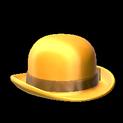 Derby topper icon orange