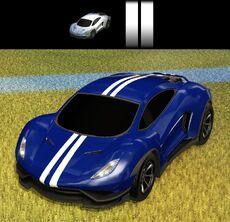 Car Endo Dec-Stripes