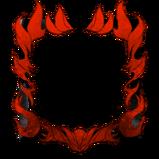 Fire main avatar border icon