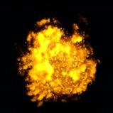 Gold Rush rocket boost icon