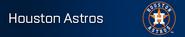 Houston Astros player banner icon
