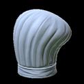 Chefs hat topper icon grey