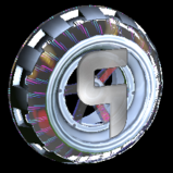 Usurper Holographic Ghost Gaming wheel icon