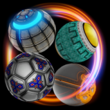 League Legacy rocket boost icon