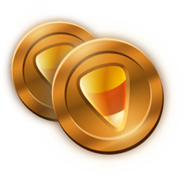 Candy Corn 2019 currency icon