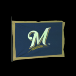 Milwaukee Brewers antenna icon