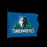 Minnesota Timberwolves antenna icon
