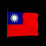 Chinese Taipei antenna icon