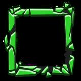 Damaged avatar border icon