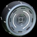 Jayvyn wheel icon titanium white