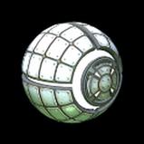 Retro Ball Wasteland antenna icon