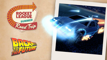 Back to the Future Bundle Summer Road Trip Promo Art