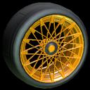 Yamane wheel icon orange