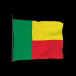 Benin antenna icon