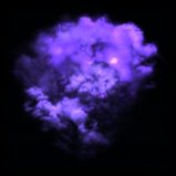 Thermal Purple rocket boost icon
