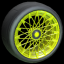 Yamane wheel icon saffron