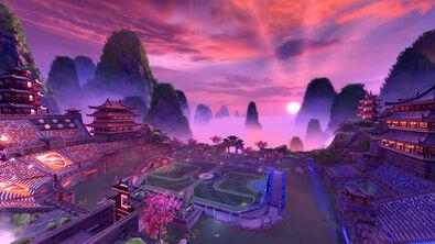 Forbidden Temple arena preview2