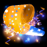 Party Horn rocket boost icon