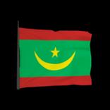 Mauritania antenna icon