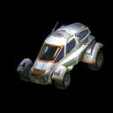 Gizmo body icon orange