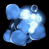 Cloudburst II rocket boost icon