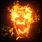 Hellfire goal explosion icon