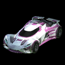 Ronin GXT body icon pink