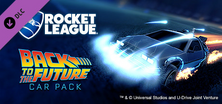 Back to the Future Car Pack DLC icon