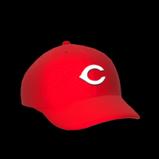 Cincinnati Reds topper icon