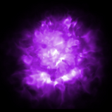 Flamethrower Purple rocket boost icon