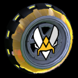Usurper Team Vitality wheel icon